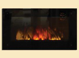 chimenea eléctrica